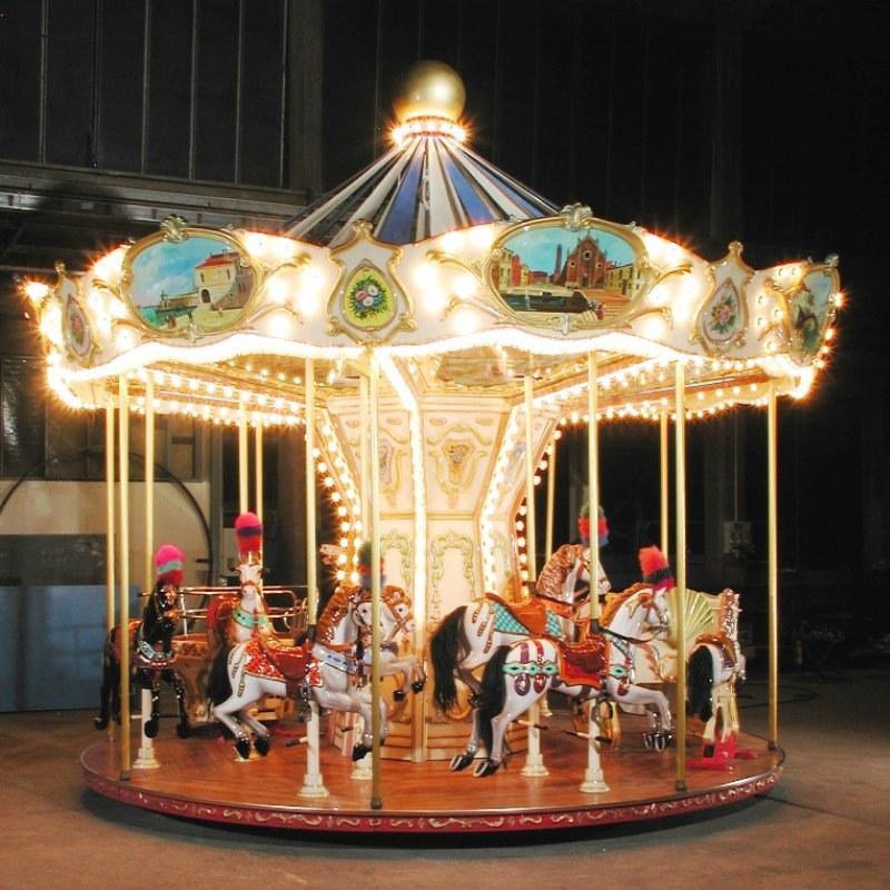 Venetian Carousel Gc 4 70 1p